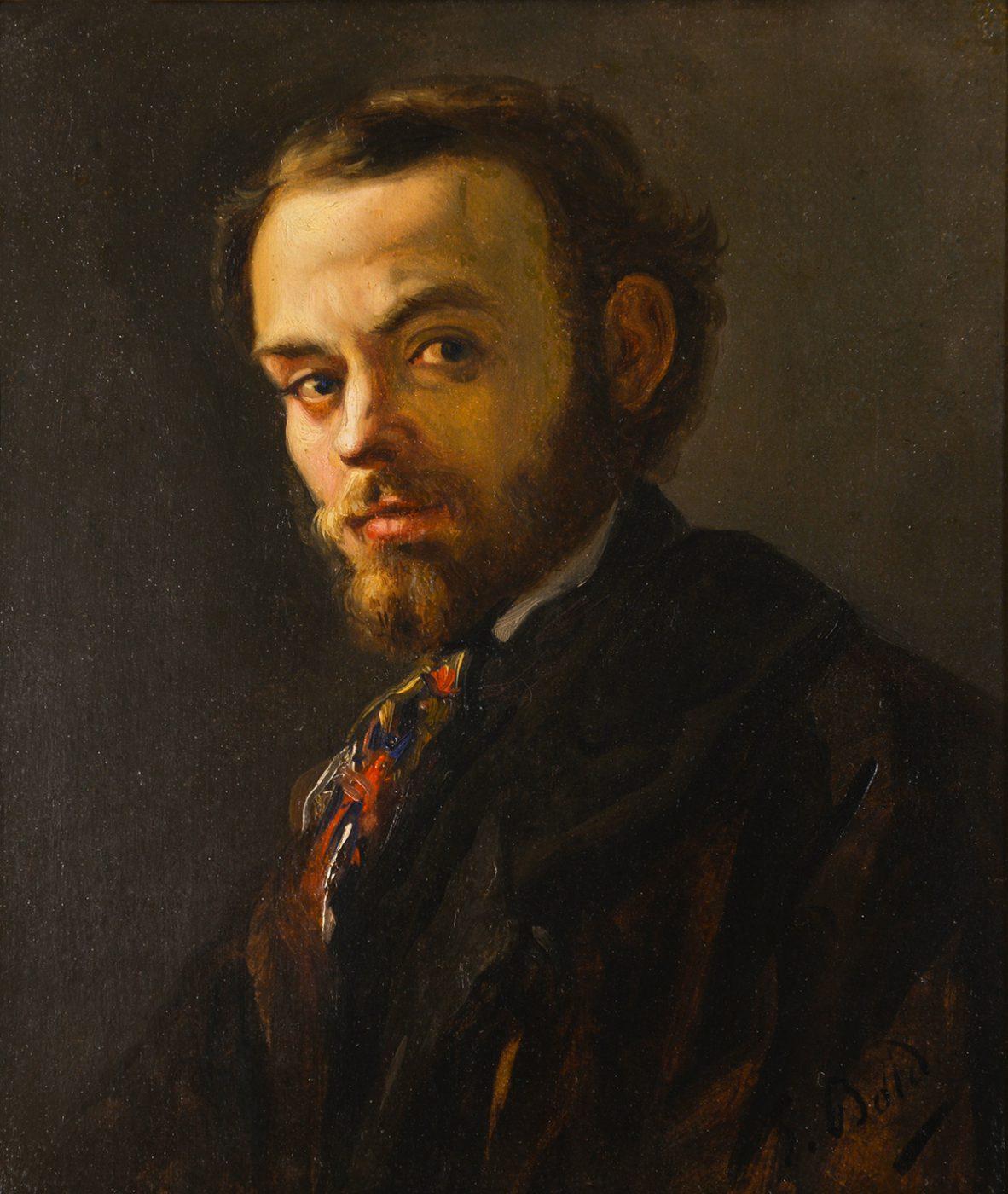 Ritratto di Vincenzo Cabianca
