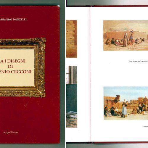 Bozzetto per <em>Cenciaiole<em/>...