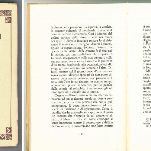 E. Cecconi, <em>Fra le carte</em>...