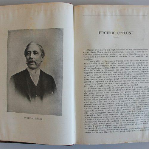 G. Biagi, <em>Eugenio Cecconi</em>...
