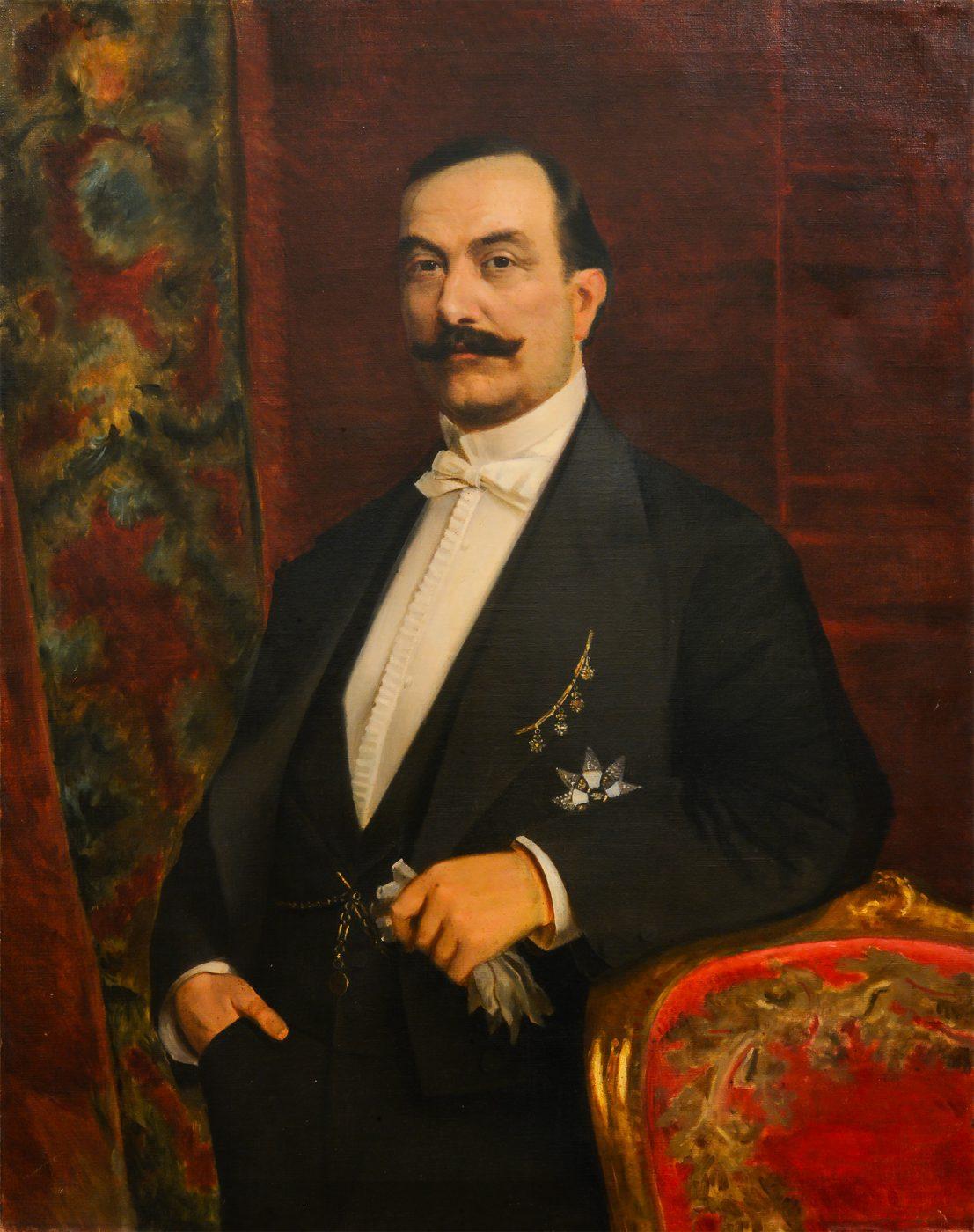 Ritratto di Federigo de Larderel