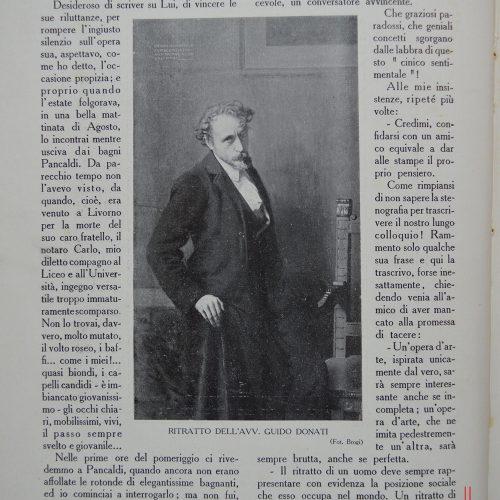 G. Targioni Tozzetti, <em>Vittorio</em>...