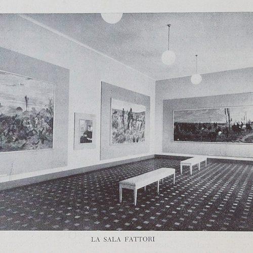 <em>Sala Fattori</em>, fotografia...