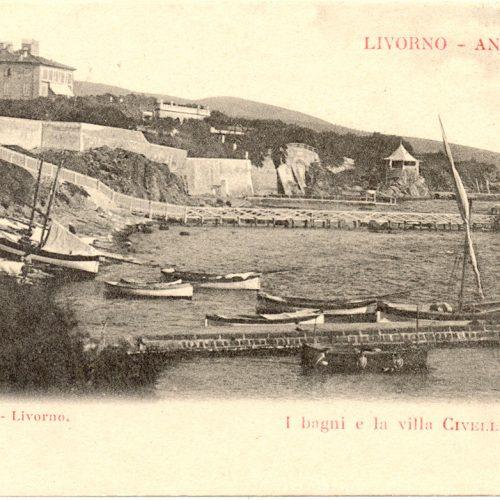 <em>Livorno – Antignano. I bagni</em>...