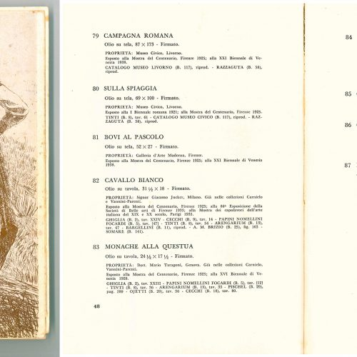 <em>Giovanni Fattori: dipinti</em>...