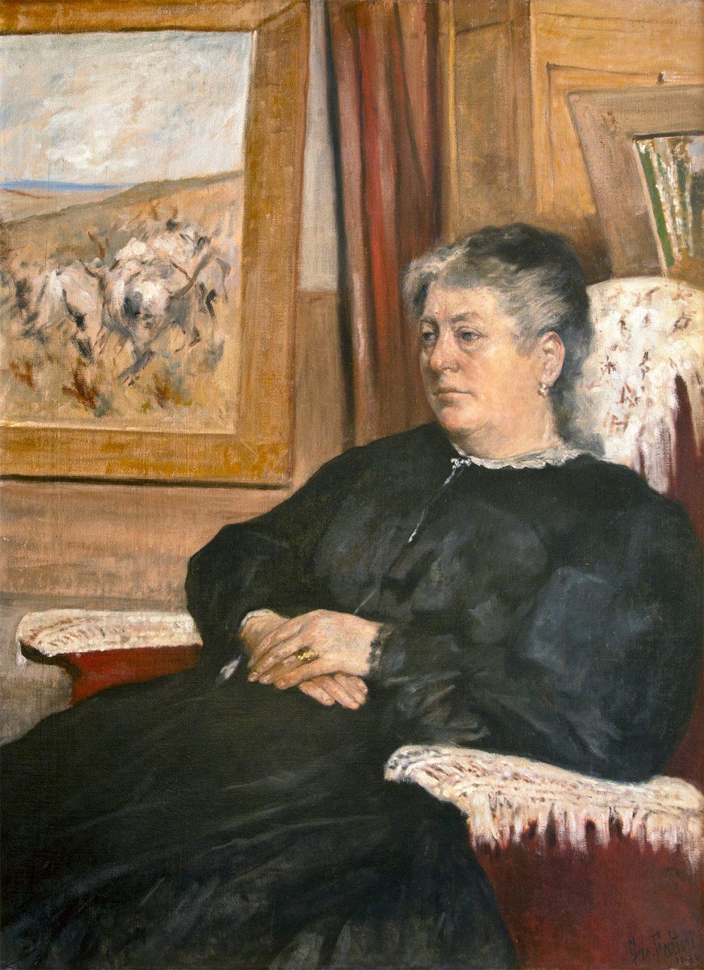 Ritratto della terza moglie