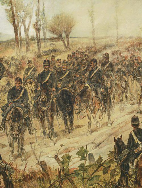 Hurrah ai valorosi (Guerra del 1866)