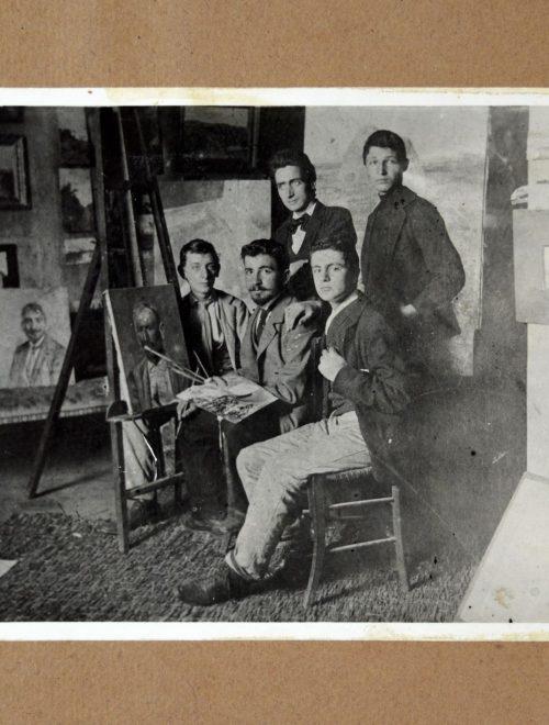 Modigliani, il 12 luglio il 135° anniversario della nascita a Livorno