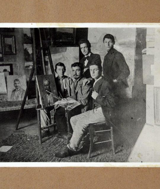 Amedeo Modigliani, 135 anni dalla sua nascita a Livorno