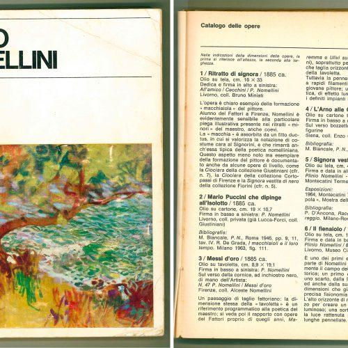<em>Mostra di Plinio Nomellini</em>...