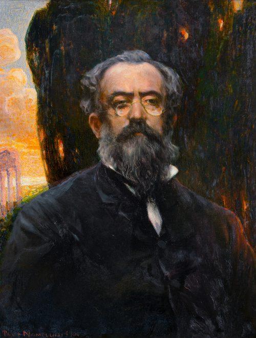Ritratto di Arturo Conti