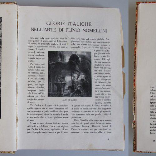 P. Micheli, <em>Glorie Italiche</em>...