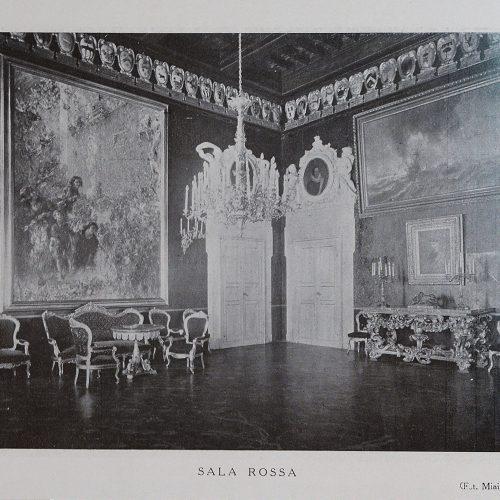 <em>Sala Rossa</em>, fotografia...