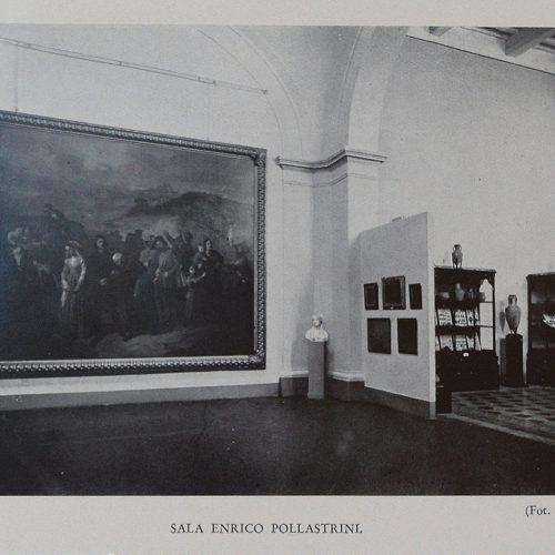 <em>Sala Pollastrini</em> (da Luigi...