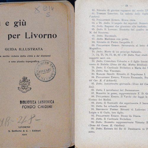 <em>Su e giù per Livorno</em>...