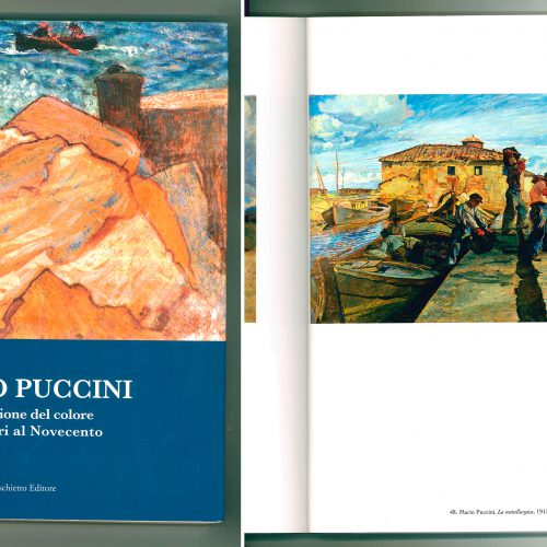 <em>Mario Puccini. La passione</em>...