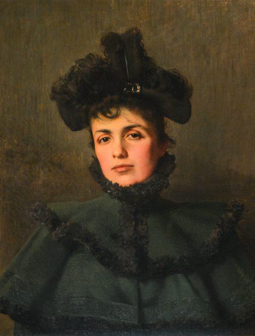 Ritratto della moglie