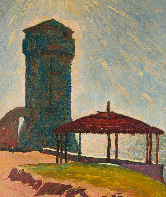 <p><em>La Costa, da Calambrone alla Maremma</em>: un itinerario web tra i dipinti del Museo</p>