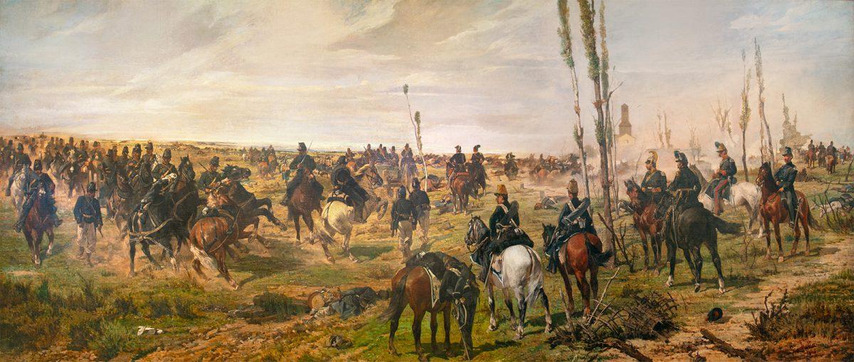 Un episodio della battaglia di San Martino