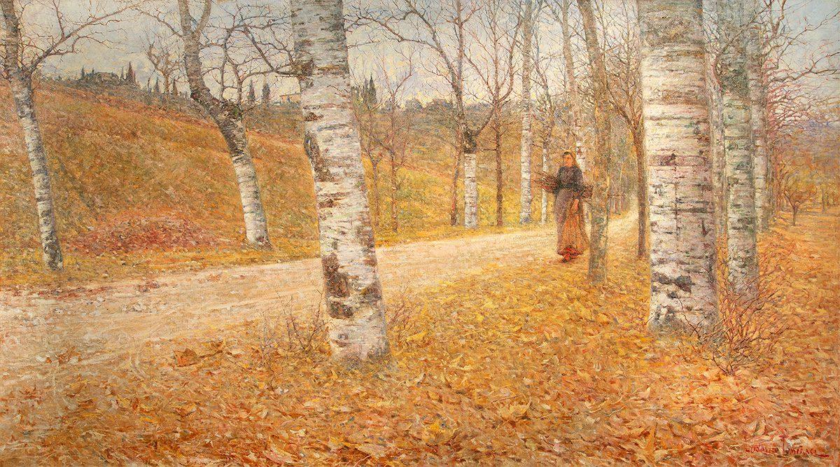 La caduta delle foglie