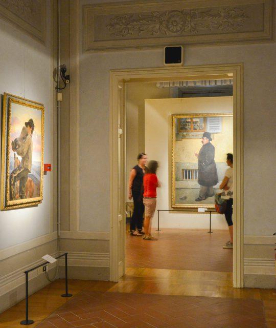 <p>Under 18 gratis al Museo Giovanni Fattori e al Museo della Città-Luogo Pio Arte contemporanea</p>
