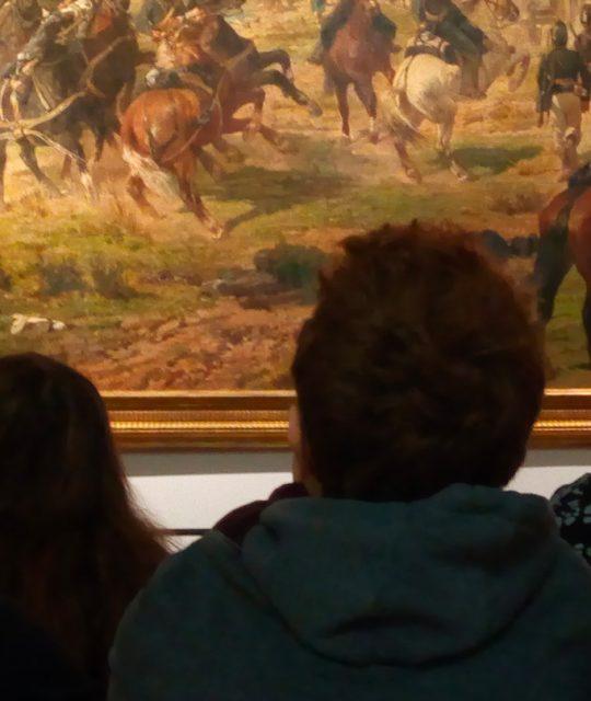 <p>Quasi 1300 persone nei musei civici per la prima domenica del mese</p>