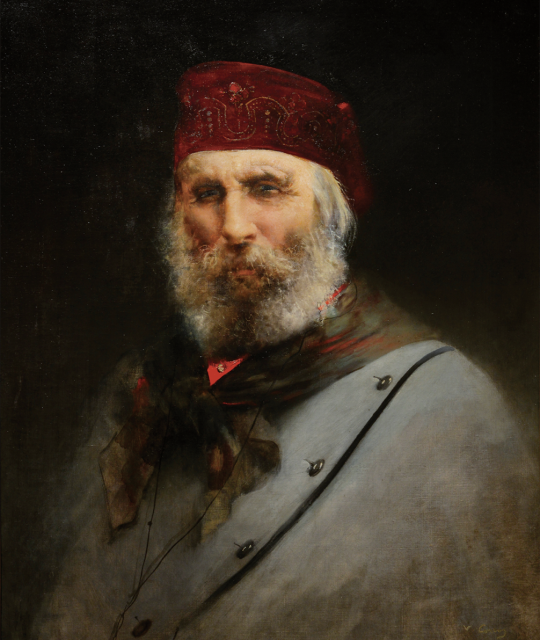 <p>Il ritratto di Garibaldi di Corcos a Forlì in una grande mostra sull'Ottocento</p>