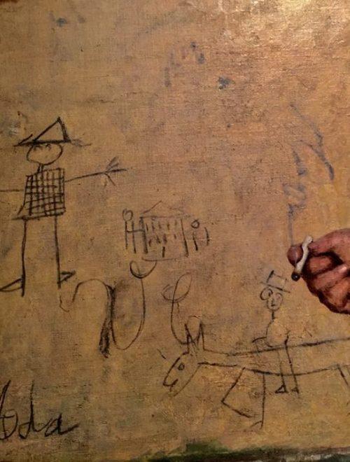 """Yorick di Corcos a Lucca alla mostra """"L'artista bambino.Infanzia e primitivismi nell'arte italiana del primo Novecento"""""""