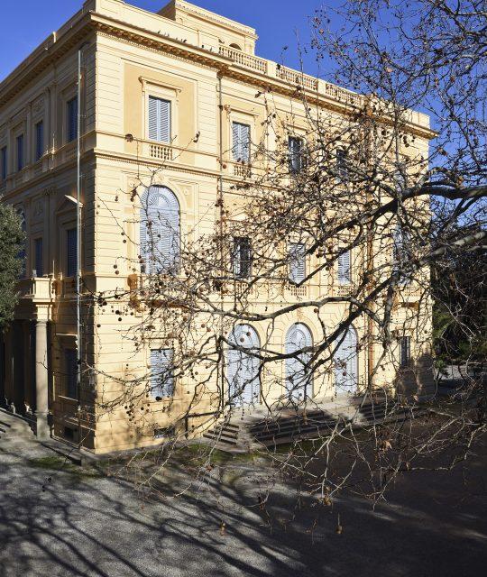 Il Museo Civico Giovanni Fattori resterà chiuso fino al 3 dicembre.