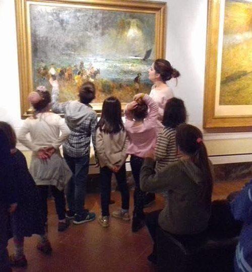 Grandi e piccini, 1500 visitatori ai musei la prima domenica di marzo