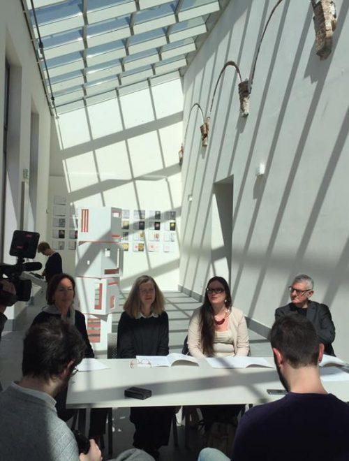 """""""All'imbrunire"""": inaugurate le opere di Alfredo Pirri al Museo della Città"""