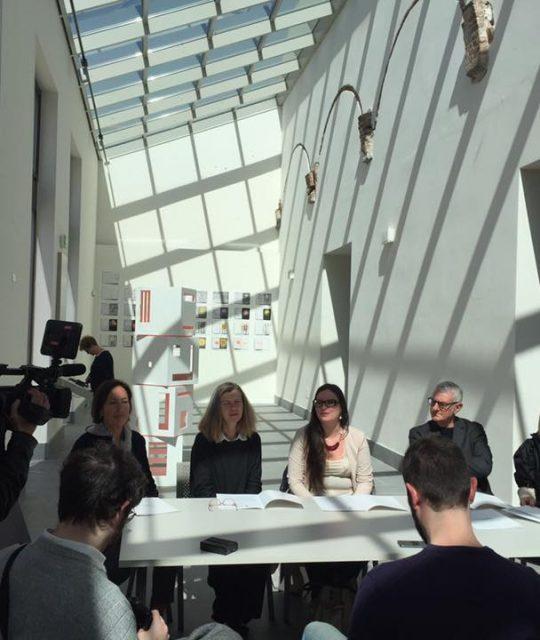 <p>&#8220;All&#8217;imbrunire&#8221;: inaugurate le opere di Alfredo Pirri al Museo della Città</p>