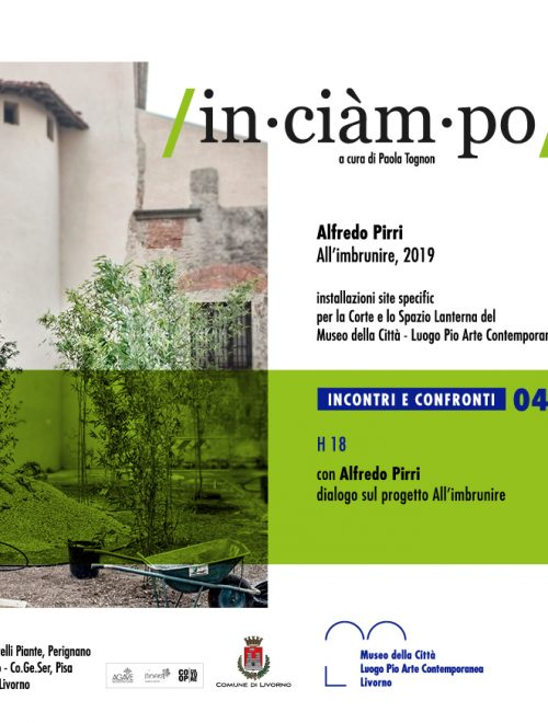 """Inciampi """"All'imbrunire"""": al Museo della Città-Luogo Pio Arte Contemporanea le opere di Alfredo Pirri. Opening 6 aprile ore 18"""