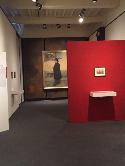 Dialogo sulla mostra L'artista bambino. Giovedì 11 aprile ore 18, Museo Fattori