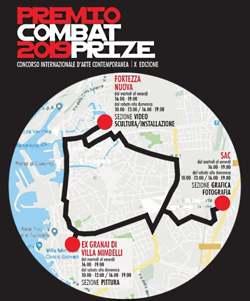 Combat Prize 2019. I vincitori