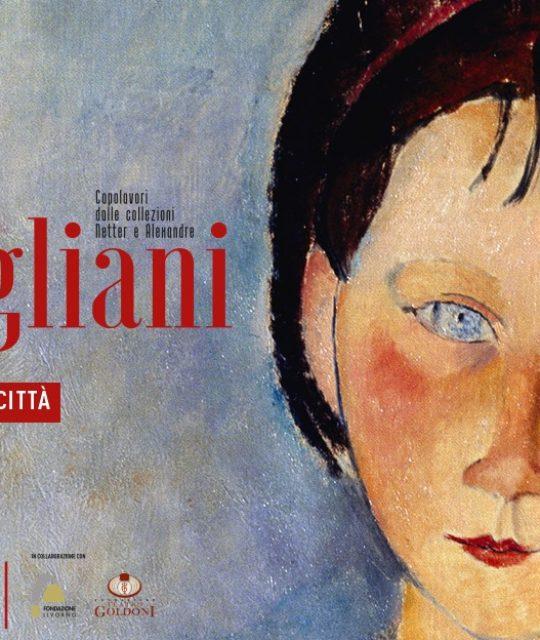 Mostra Modigliani al Museo della Città, attiva la biglietteria online