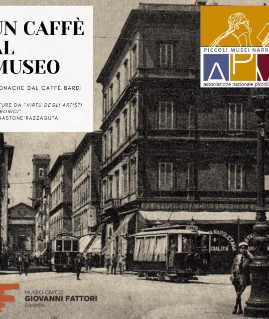 Il Museo Civico Giovanni Fattori partecipa all'iniziativa Piccoli Musei narranti