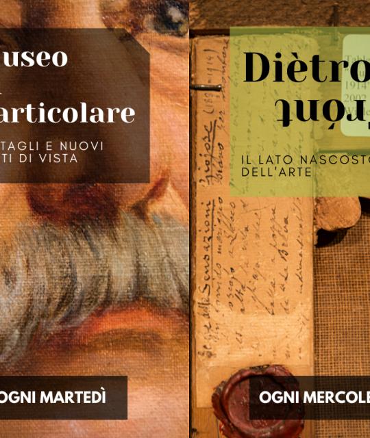 Due nuove rubriche per le pagine social del Museo Fattori