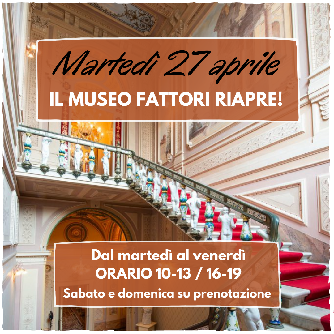 Il Museo Fattori riapre il 27 aprile
