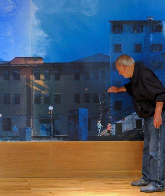 Al via la mostra Mario Madiai: tracce di memoria