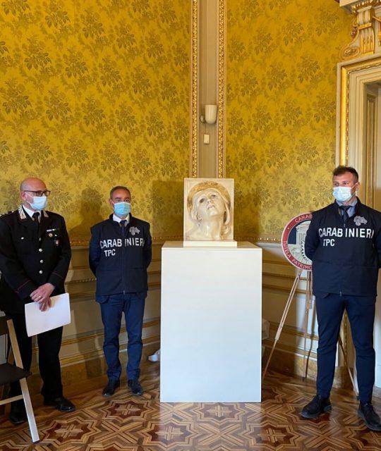 Arrivano al Museo Fattori il capolavoro di Adolfo Wildt e altre opere ritrovate