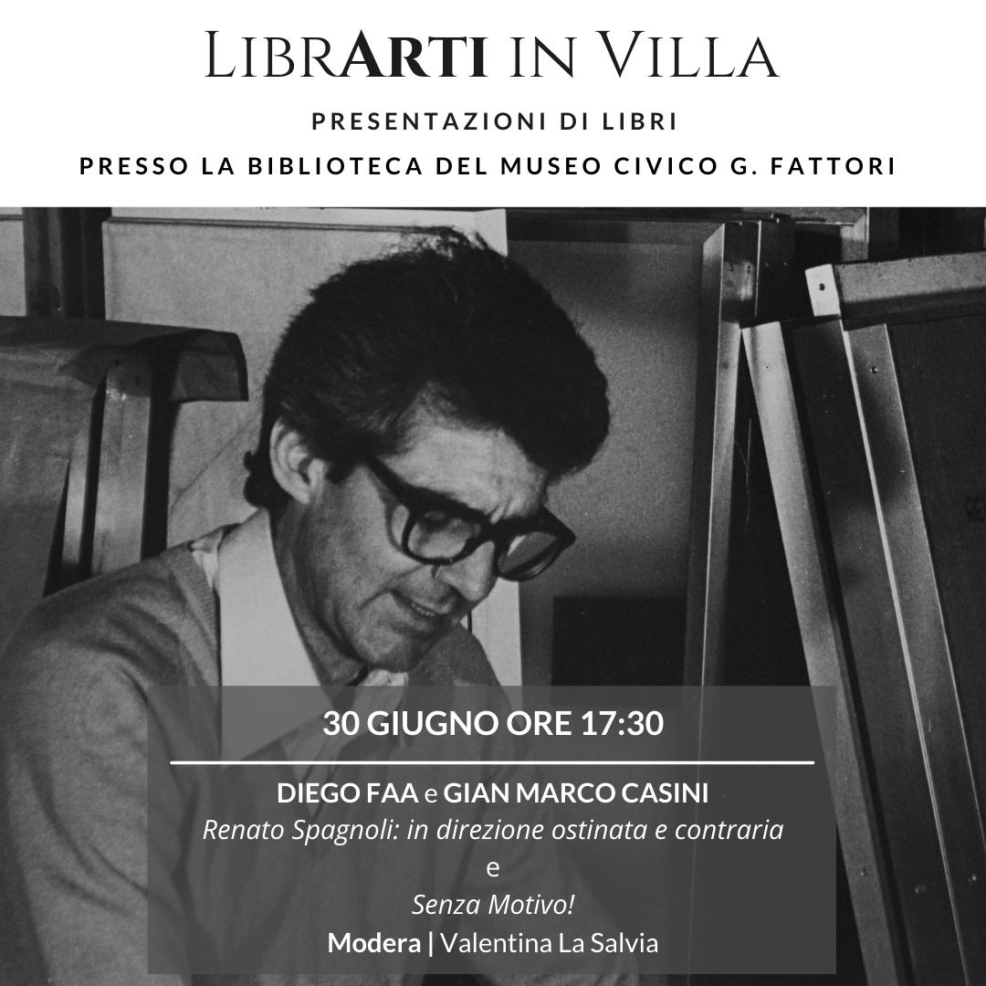 LibrArti - Renato Spagnoli