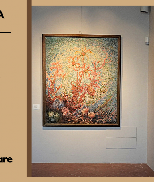 """A tu per tu – esposizioni a margine delle conferenze: Incontri d'arte"""