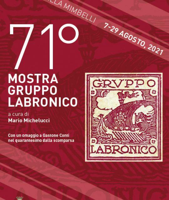 La 71° mostra del Gruppo Labronico ai Granai di Villa Mimbelli