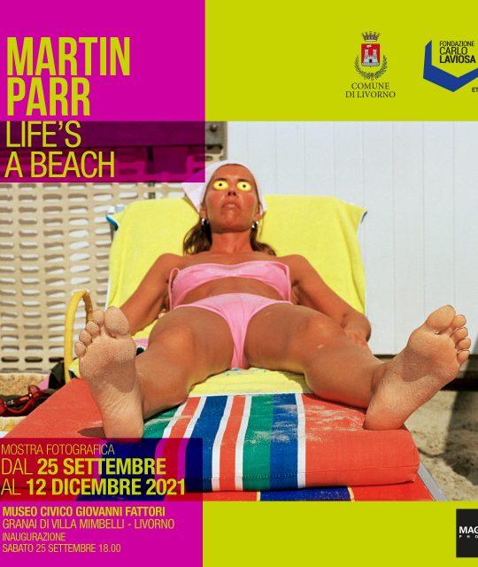 Il fotografo internazionale Martin Parr espone a Livorno