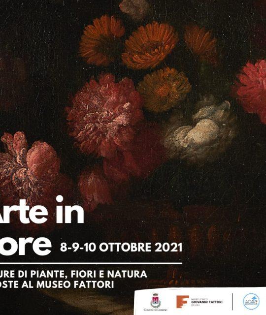 Arte in Fiore – Esposizione di dipinti a tema floreale